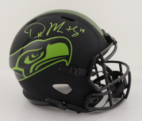DK Metcalf Signed Seahawks Full-Size Eclipse Alternate Speed Helmet (Beckett COA) (See Description) at PristineAuction.com