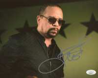 """Ice-T Signed """"Law and Order: Special Victims Unit"""" 8x10 Photo (JSA COA) at PristineAuction.com"""
