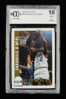 Shaquille O'Neal 1992-93 Hoops #442 RC (BCCG 10) at PristineAuction.com