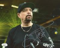 Ice-T Signed 8x10 Photo (JSA COA) at PristineAuction.com
