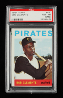 Roberto Clemente 1964 Topps #440 (PSA 8) (MC) at PristineAuction.com