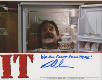 """Richard Masur Signed """"IT"""" 8x10 Photo Inscribed """"We All Float Down Here!"""" (AutographCOA COA) at PristineAuction.com"""