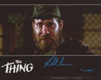 "Richard Masur Signed ""The Thing"" 8x10 Photo Inscribed ""Clark"" (AutographCOA COA) at PristineAuction.com"