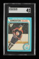 Wayne Gretzky 1979-80 O-Pee-Chee #18 RC (SGC 4) at PristineAuction.com