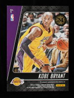 Kobe Bryant 2016-17 Panini Threads NBA Legends Ink Century Proof Gold #1 #10/10 at PristineAuction.com
