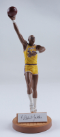"""Kareem Abdul-Jabbar Signed Cut with LE """"Sky Hook"""" Hand Numbered All Ceramic Statue (PSA LOA) at PristineAuction.com"""