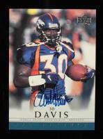 Terrell Davis 2000 Upper Deck Legends Autographs #DA at PristineAuction.com