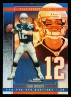 Tom Brady 2004 Fleer Showcase #100 at PristineAuction.com
