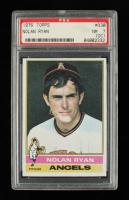Nolan Ryan 1976 Topps #330 (PSA 7) (OC) at PristineAuction.com