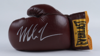Mike Tyson Signed Everlast Vintage Leather Boxing Glove (PSA COA) at PristineAuction.com