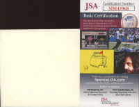 "Al Gore Signed ""Inauguration Day"" 1997 Envelope (JSA COA) at PristineAuction.com"