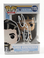 Chris Kirkpatrick Signed NSYNC #115 Funko Pop! Vinyl Figure (JSA COA) (See Description) at PristineAuction.com