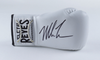 Mike Tyson Signed Cleto Reyes Boxing Glove (PSA COA) at PristineAuction.com