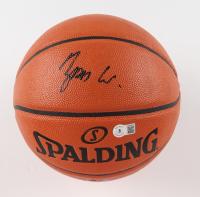 Zion Williamson Signed NBA Basketball (Beckett LOA) at PristineAuction.com