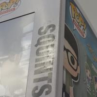 """Chauncey Leopardi Signed """"The Sandlot"""" #569 Squints Funko Pop! Vinyl Figure Inscribed """"Squints"""" (JSA COA) (See Description) at PristineAuction.com"""