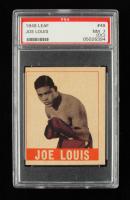 Joe Louis 1948 Leaf #48 (PSA 7) (OC) at PristineAuction.com