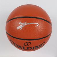 Allen Iverson Signed NBA Basketball (Beckett Hologram) at PristineAuction.com