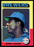 1975 TOPPS BASEBALL COMPLETE SET BREAK JUMBO MYSTERY BOX– 15 CARDS PER BOX at PristineAuction.com