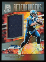 Russell Wilson 2019 Panini Spectra Afterburners Materials #12 #020/199 at PristineAuction.com