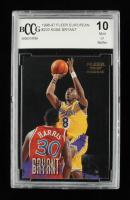 Kobe Bryant 1996-97 Fleer European #233 (BCCG 10) at PristineAuction.com