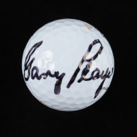 Gary Player Signed Masters Logo Golf Ball (JSA COA) at PristineAuction.com
