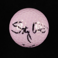 Stacy Lewis Signed Golf Ball (PSA Hologram) at PristineAuction.com