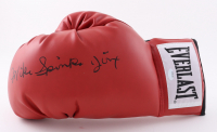 """Michael Spinks Signed Everlast Boxing Glove Inscribed """"Jinx"""" (Schwartz Sports COA) at PristineAuction.com"""