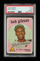 Bob Gibson 1959 Topps #514 RC (PSA 5) at PristineAuction.com