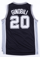 Manu Ginobili Signed Spurs Jersey (JSA COA) at PristineAuction.com