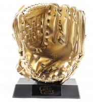 Byron Buxton Signed Rawlings Mini Gold Baseball Glove (Beckett Hologram) at PristineAuction.com