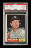Mickey Mantle 1961 Topps #300 (PSA 8) (OC) at PristineAuction.com