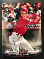 Shohei Ohtani 2018 Topps Game Changers #S39 RC at PristineAuction.com