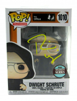"Rainn Wilson Signed ""The Office"" #1010 Dwight Schrute Funko Pop! Vinyl Figure (PSA COA) at PristineAuction.com"