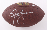 Lawrence Taylor Signed NFL Football (Schwartz Sports COA) (See Description) at PristineAuction.com
