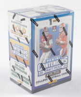 2021 Panini Contenders Draft Picks Football Blaster Box with (7) Packs (See Description) at PristineAuction.com