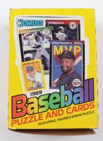 1989 Donruss Baseball Wax Box of (36) Packs at PristineAuction.com