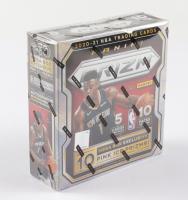 2020-21 Panini Prizm Basketball Mega Box with (10) Packs (See Description) at PristineAuction.com