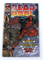"""1997 """"Deadpool"""" Issue #1 Marvel Comic Book at PristineAuction.com"""