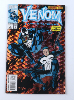 """Vintage 1993 """"Venom: Funeral Pyre"""" Vol. 1 Issue #1 Marvel Comic Book at PristineAuction.com"""
