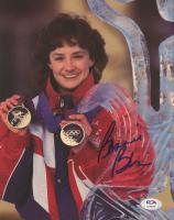 Bonnie Blair Signed Team USA 8x10 Photo (PSA COA) at PristineAuction.com