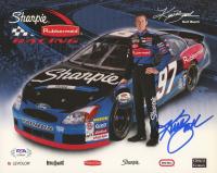 Kurt Busch Signed NASCAR 8x10 Photo (PSA COA) at PristineAuction.com