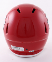 Patrick Mahomes Signed Chiefs Full-Size Speed Helmet (Beckett Hologram) at PristineAuction.com