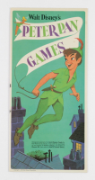 """1969 Waly Disney Production """"Peter Pan Games"""" Game Board at PristineAuction.com"""