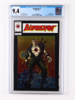 "1993 ""Bloodshot"" Issue #1 Valiant Comic Book (CGC 9.4) at PristineAuction.com"