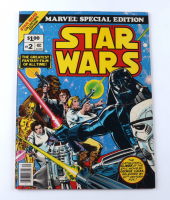 """1977 """"Star Wars"""" Vol. 1 Issue #2 Marvel Special Edition Comic Book at PristineAuction.com"""