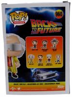 "Christopher Lloyd Signed ""Back to the Future"" #960 Doc 2015 Funko Pop! Vinyl Figure (JSA COA) at PristineAuction.com"