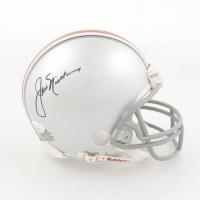 Jack Nicklaus Signed Ohio State Buckeyes Mini Helmet (JSA COA) at PristineAuction.com
