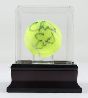 Chris Evert Signed Wilson Tennis Ball with Display Case (PSA LOA) at PristineAuction.com