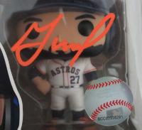 Jose Altuve Signed Astros #12 Jose Altuve Funko Pop! Vinyl Figure (JSA COA) at PristineAuction.com