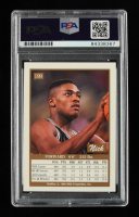 Nick Anderson Signed 1990-91 SkyBox #199 RC (PSA Encapsulated) at PristineAuction.com